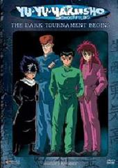 Yu Yu Hakusho: Ghost Files - Vol 08  Dark Tournament Begins on DVD