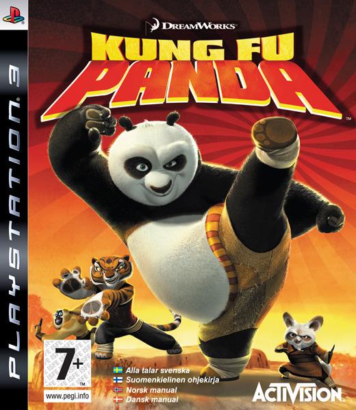 Kung Fu Panda for PS3
