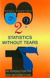 Statistics without Tears by Derek Rowntree image