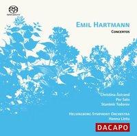 Concertos by Emil Hartmann