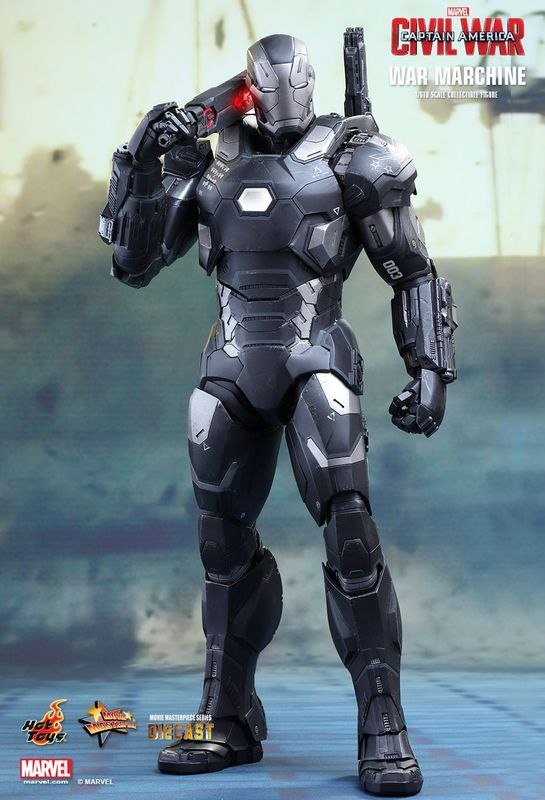 War Machine Mark Iii 1 6 Scale Figure At Mighty Ape Nz