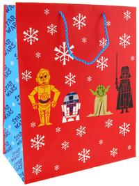 Hallmark Christmas Giftbag - Star Wars (Large)