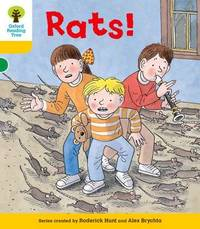 Oxford Reading Tree: Level 5: Decode and Develop Rats! by Roderick Hunt