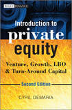 Introduction to Private Equity by Cyril Demaria