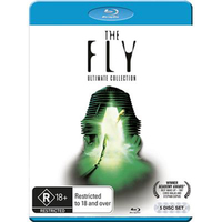 The Fly - Ultimate Collection on Blu-ray