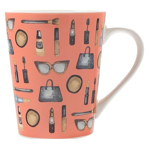 Christopher Vine The Edit Mug - Executive Woman (420ml)