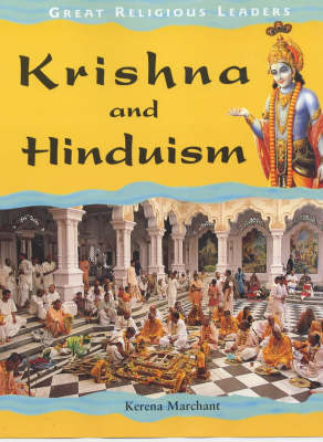 Krishna and Hinduism by Kerena Marchant image