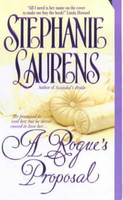 A Rogue's Proposal by Stephanie Laurens image