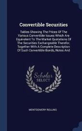 Convertible Securities by Montgomery Rollins image