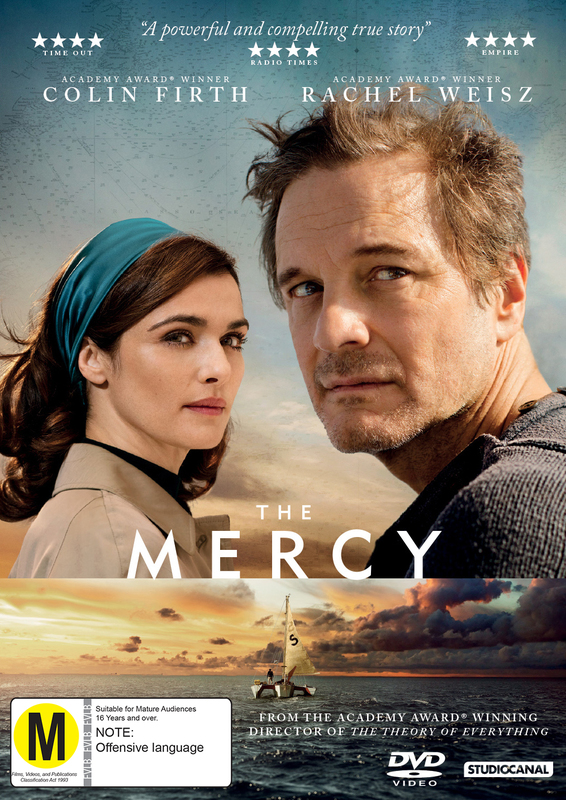 The Mercy on DVD