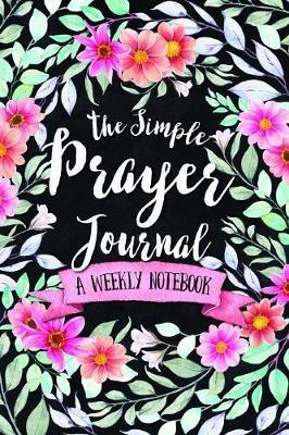 The Simple Prayer Journal by Shalana Frisby image