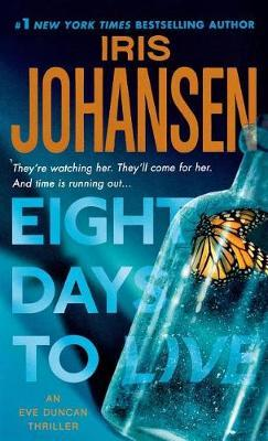 Eight Days to Live by Iris Johansen image