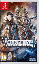 Valkyria Chronicles 4 Launch Edition for Switch