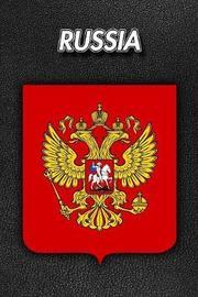 Russia by Notebooks Journals Xlpress image