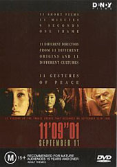 11.09.01 on DVD