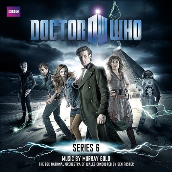 Doctor Who Series 6 Original Soundtrack (2CD) by Murray Gold image