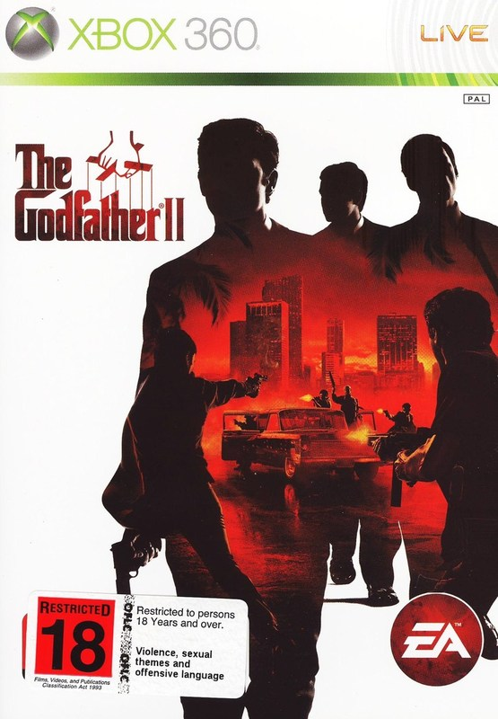 The Godfather II for X360