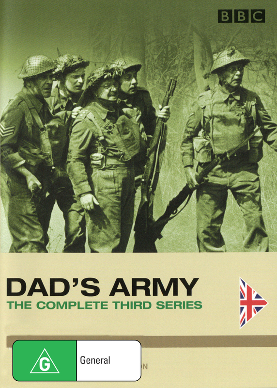 Dad's Army - The Complete 3rd Series (2 Disc) on DVD