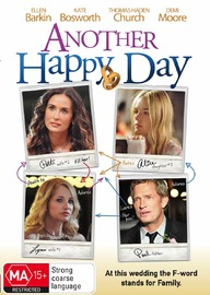 Another Happy Day on DVD image