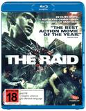 The Raid on Blu-ray
