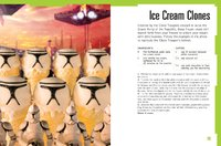 Star Wars Cookbook Ice Sabers Kit: 30 Chilled Treats Using the Force of Your Freezer! by Lara Starr image