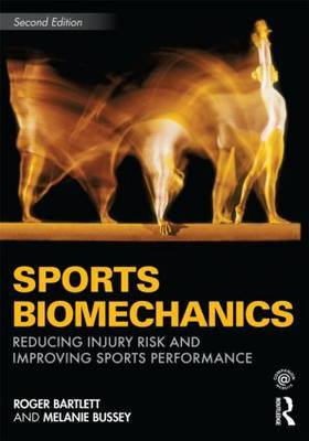 Sports Biomechanics by Roger Bartlett image