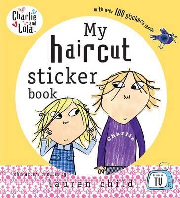My Haircut Sticker Book