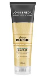 John Frieda Sheer Blonde Moisturising Conditioner - Darker Shades (250ml)