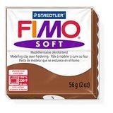 Staedtler Fimo Soft Modelling Clay Block - Caramel (56g)