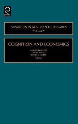 Cognition and Economics image