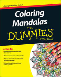 Coloring Mandalas for Dummies by Consumer Dummies