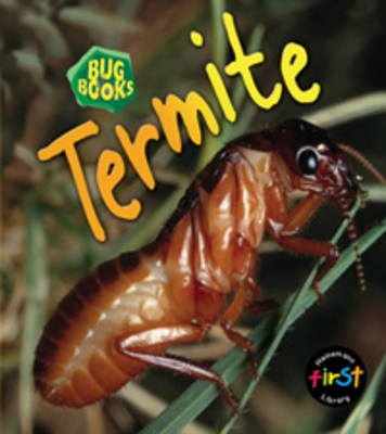 Termite by Karen Hartley image