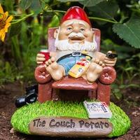 BigMouth Inc: Couch Potato Garden Gnome