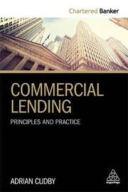 Commercial Lending by Adrian Cudby