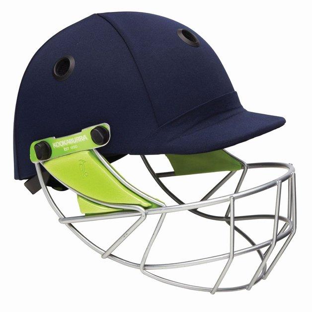 Kookaburra Pro 600 Helmet (Navy) (Size S/XS)