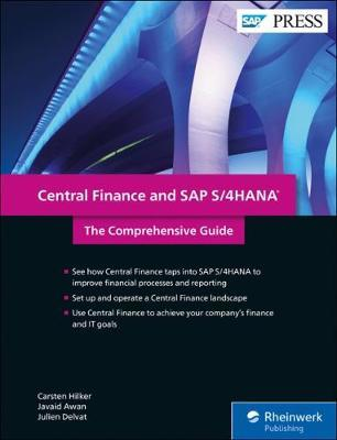 Central Finance and SAP S/4HANA by Carsten Hilker image