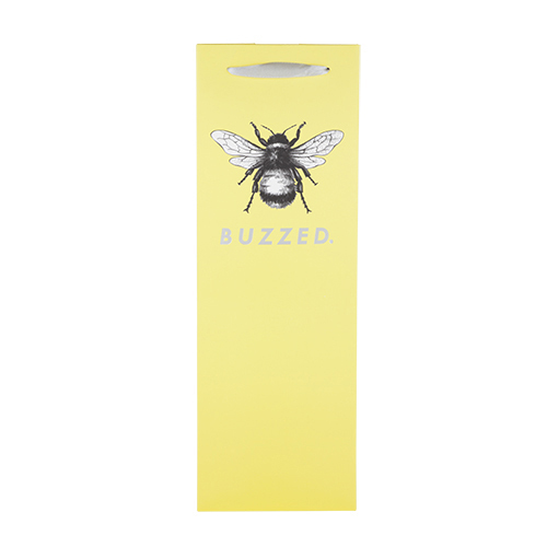 Buzzed Bee Wine Bag