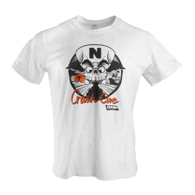 Crash Team Racing Crash Cove T-Shirt (Large)