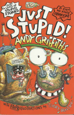 Just Stupid! by Andy Griffiths image