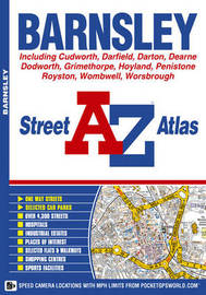 Barnsley Street Atlas by Geographers A-Z Map Company
