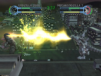 Godzilla: Save the Earth for PlayStation 2 image