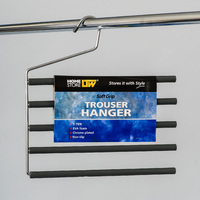L.T. Williams - Rubberized 5 Arm Trouser Hanger
