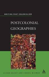 Postcolonial Geographies by Cheryl McEwan image