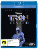 Tron on Blu-ray
