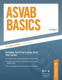 Master the ASVAB Basics by Peterson's image