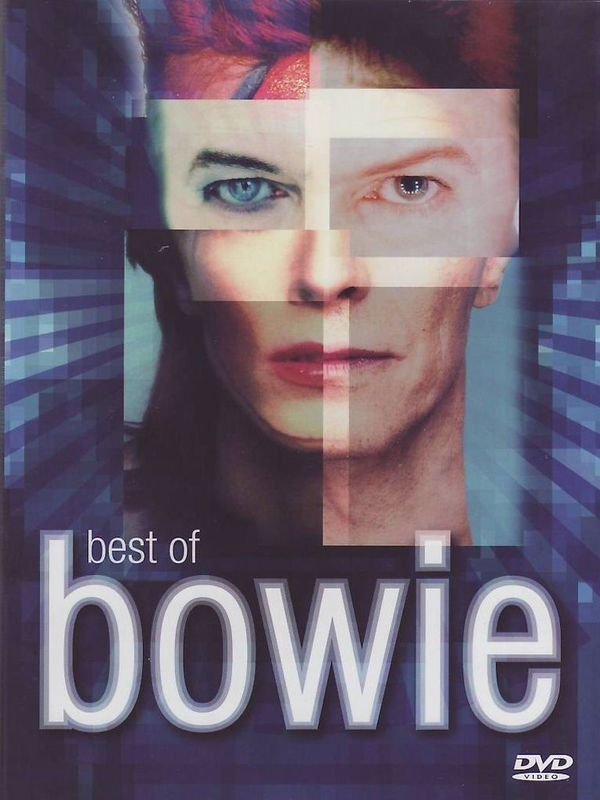 Best of Bowie on DVD