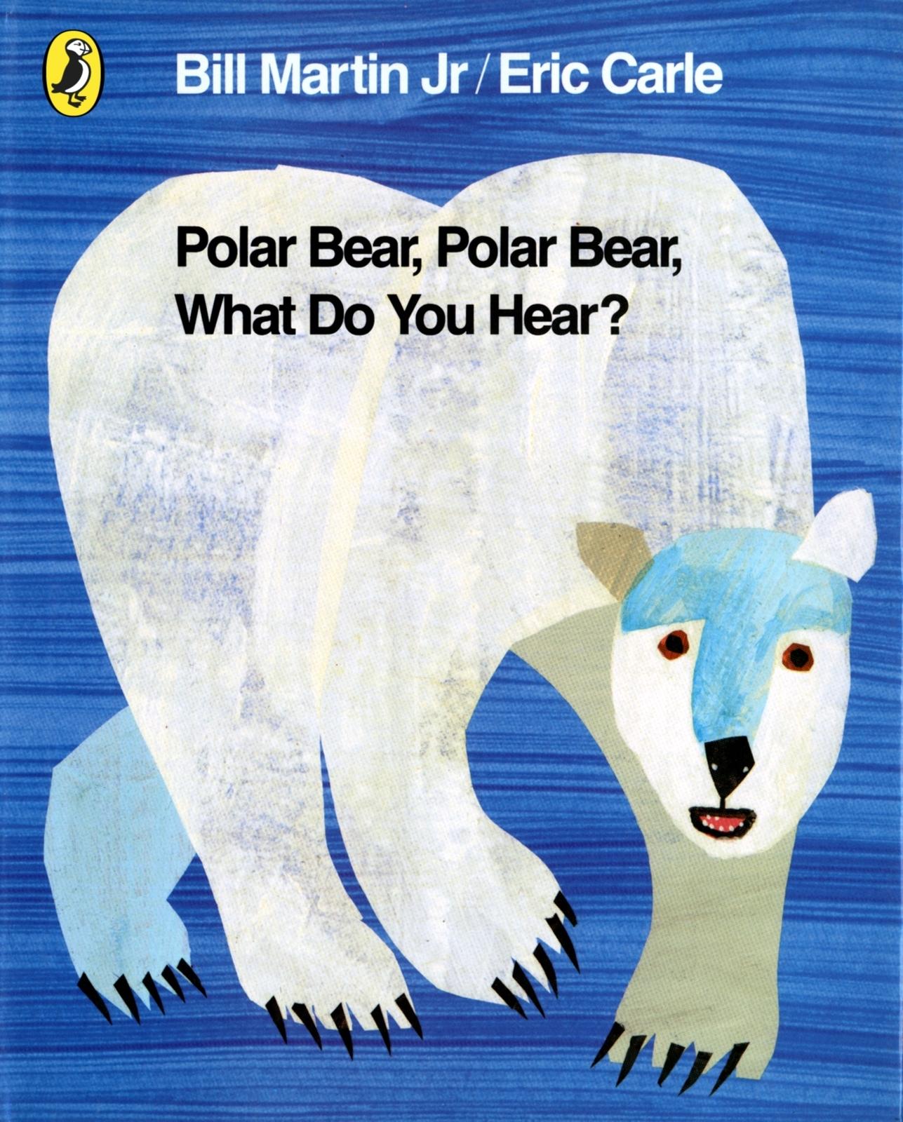 Polar Bear, Polar Bear, What Do You Hear? by Eric Carle image