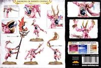 Warhammer Tzeentch Daemons: Pink Horrors image