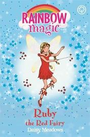 Ruby the Red Fairy (Rainbow Magic #1 - Rainbow Fairies series) by Daisy Meadows image