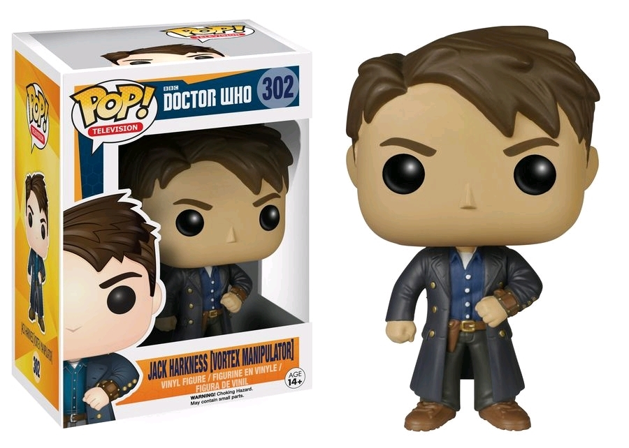 Doctor Who - Jack Harkness (Vortex Manipulator) Pop! Vinyl Figure image